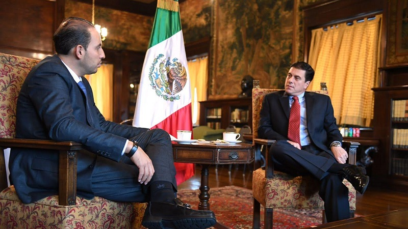 Derechos para los menores de edad, retorno seguro y protección del patrimonio de los migrantes, entre las prioridades de Acción Nacional: Cortés Mendoza