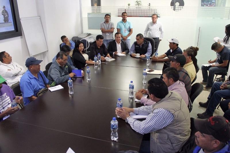 Al encuentro asistieron representantes de las comunidades de Capacuaro, Caltzontzin, Taretan, Pomacuarán, Sicuicho, Sevina, Angahuan, Carapan, Urapicho, Pichátaro, entre otros