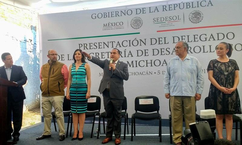Llama la Sedesol a reforzar el trabajo coordinado entre los tres órdenes de gobierno