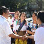 García Avilés exhortó a los comuneros a colaborar con autoridades y organismo estatal de Derechos Humanos, a fin de que se realice la investigación correspondiente