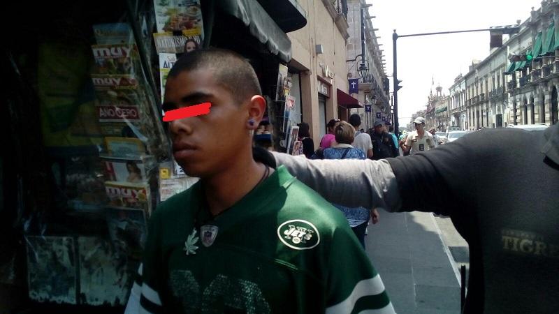 Disminuye la confianza de los morelianos en sus autoridades, pues consideran que no hacen nada contra los delincuentes (FOTO: MARIO REBOLLAR)