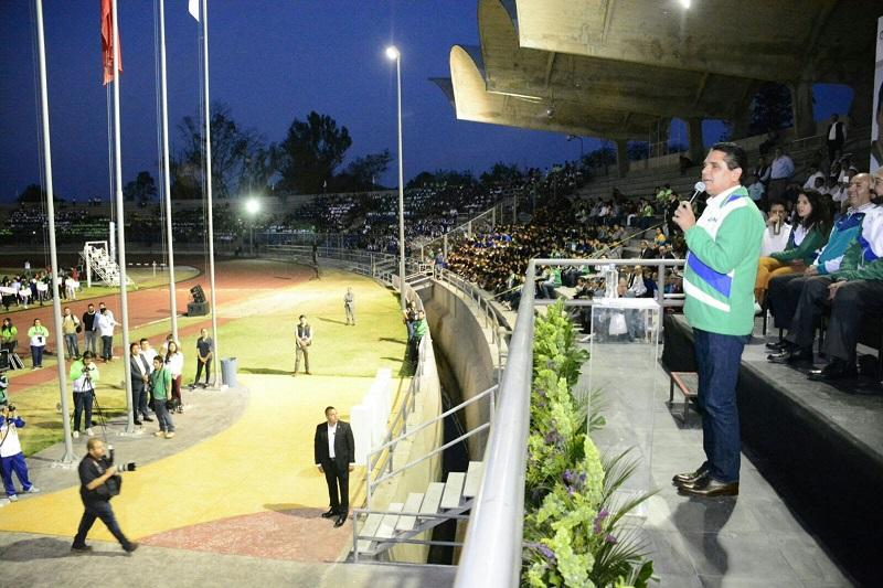 Más de 3 mil estudiantes de cerca de 80 instituciones del país competirán en Morelia y varias sedes alternas