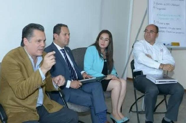 Ireri Rivera señaló que su dependencia en conjunto con la SCT, realizaron un estudio que permita diagnosticar la viabilidad del nuevo acceso