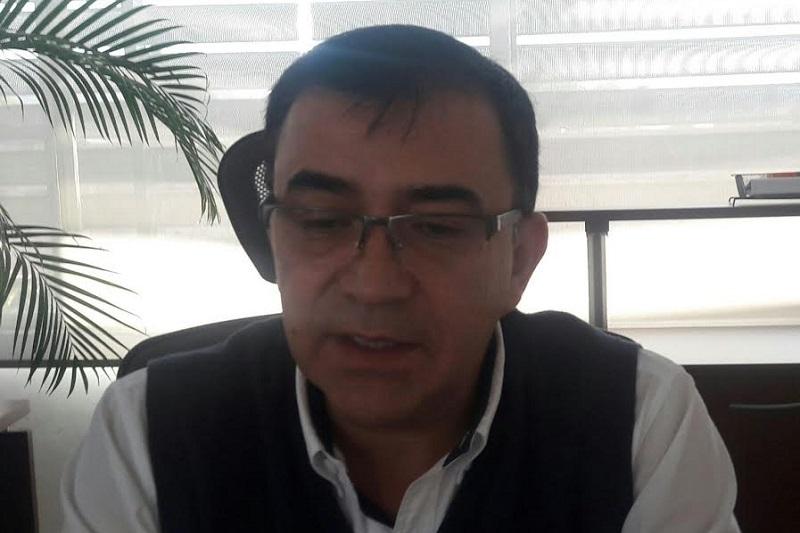 """La administración actual que encabeza Alfonso Martínez demandó penalmente a la empresa RYMSA debido a que utilizó material de mala calidad, ya que """"adelgazó"""" hasta en un 70 por ciento el asfalto que requirió para repavimentar la Calzada Juárez"""