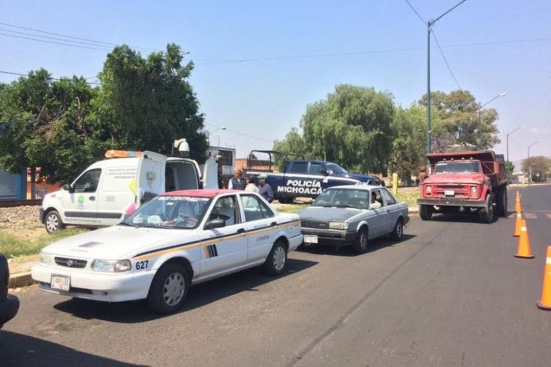 Vega Solórzano enfatizó que los operativos continuarán aplicándose, sin distingo, a unidades del transporte público, servicio comercial, particular e incluso a vehículos del gobierno del estado y del municipio