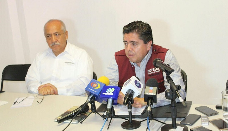 """Pantoja Arzola también demandó la salida del secretario y el subsecretario de Seguridad Pública; califica como """"masacre"""" los hechos ocurridos en la Meseta Purépecha"""