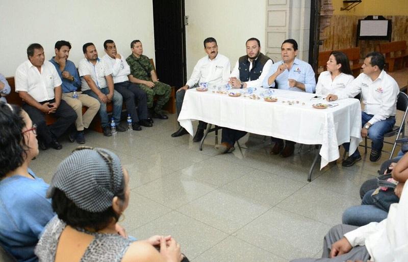 Habrá claridad y justicia ante los hechos ocurridos en Arantepacua, advierte Silvano Aureoles