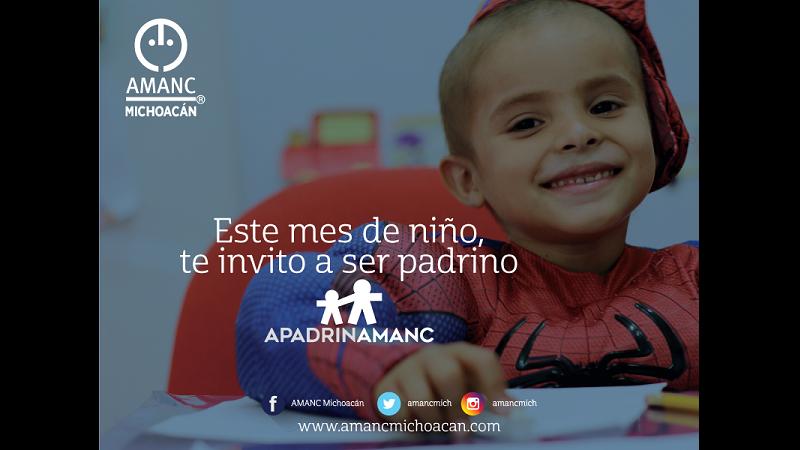 El programa APADRINAMANC consiste en proporcionar un donativo a partir de  $500.00 al mes hasta $3,200.00 que cubre el gasto mensual total; de acuerdo a las posibilidades de la persona; comprometiéndose a hacerlo durante un período de seis meses o más