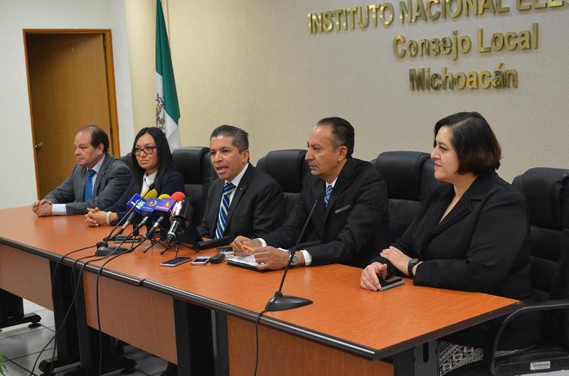 Los aspirantes a consejeros electorales locales tendran hasta el 12 de junio para presentar la documentación correspondiente