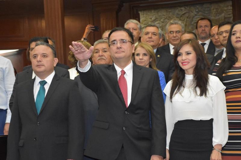 Los diputados integrantes de la Comisión de Justicia, consideraron pertinente someter a la consideración del Pleno a Juan Salvador Alonso Mejía, como el perfil idóneo para ocupar el cargo de Magistrado de la Segunda Sala Penal del STJE