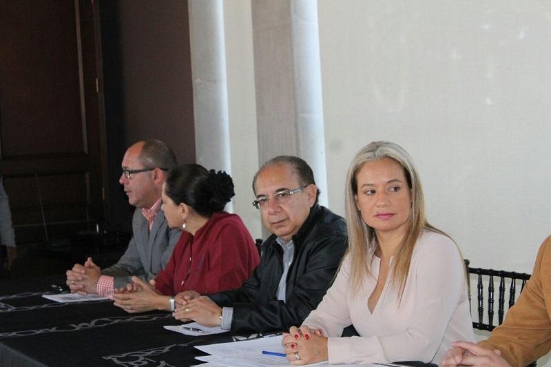 Respecto a la derrama económica, Aquique Arrieta puntualizó que 30 millones de pesos corresponden al sector hotelero y los 60 millones de pesos restantes a los servicios conexos de turismo