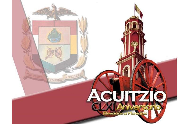 El presidente municipal, Jesús Hernández Eguiza, refirió que es de gran importancia conmemorar un suceso tan importante para los acuitzenses, pues por ello quedó el nombre que describe a Acuitzio del Canje