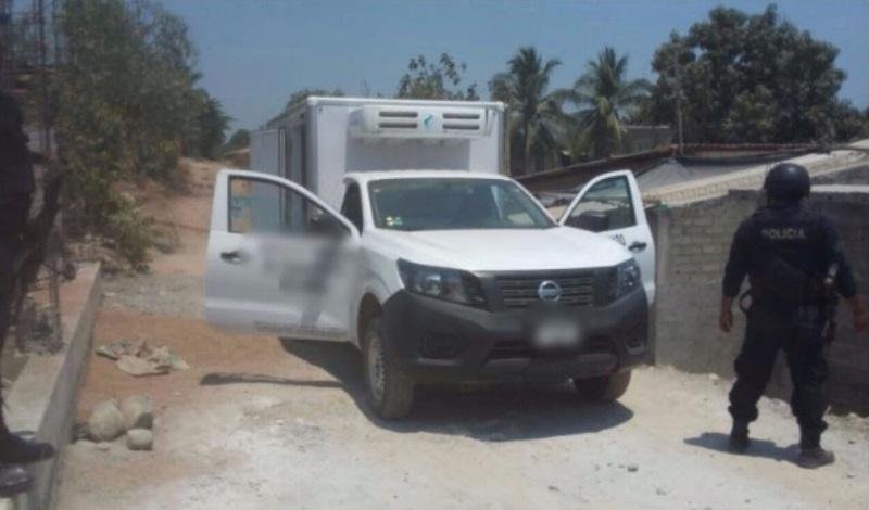 Los detenidos, vehículos, armamento, droga, ropa, calzado y la computadora portátil fueron puestos a disposición de la autoridad correspondiente