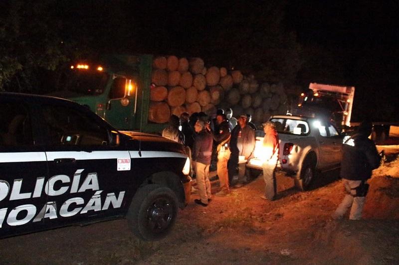 En estas acciones hubo una especial participación de la Policía Ambiental, elementos que continuarán realizando este tipo de acciones para proteger nuestros recursos naturales
