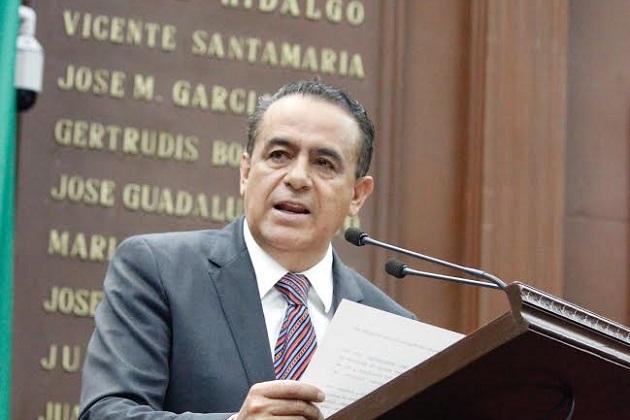 Pascual Sigala refirió que sólo con el trabajo coordinado podrán generarse mejores estadios sociales y de paso sanear la imagen del Poder Legislativo