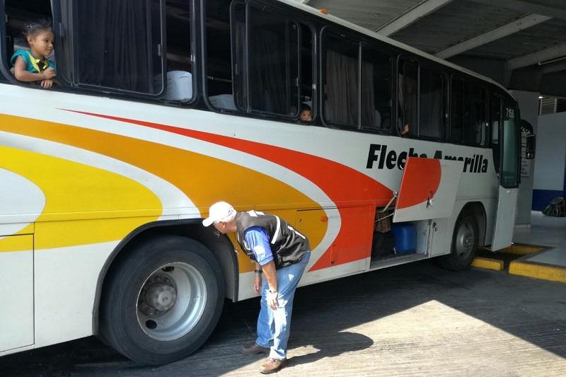 Coalla Pulido aseveró que en el fin de semana de regreso vacacional se registró saldo blanco, específicamente en la Autopista Siglo XXI