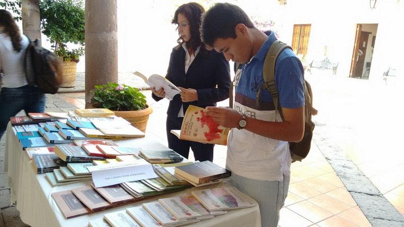 Los asistentes podrán llevarse un ejemplar de forma gratuita; existen títulos para todos los gustos y edades