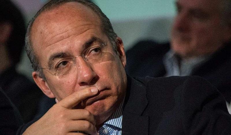 """Yo sí he pensado, honestamente, la opción de salirme del PAN"""", dijo Calderón Hinojosa"""