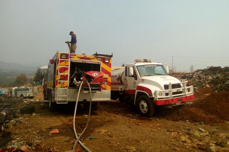 Pedro Carlos Mandujano Vázquez, coordinador de Protección Civil, recalcó que por fortuna el número de incendios no ha sido mayor, así como el número de hectáreas afectadas no ha rebasado la media de otros años