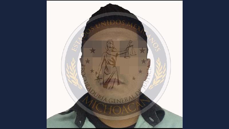 El detenido fue presentado ante el juez que lo requiere para que sea resuelta su situación jurídica conforme a derecho por los delitos de secuestro y robo calificado
