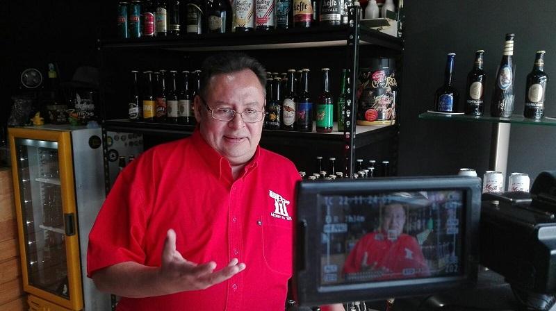 """Como siempre, abundó Mercado Ponce, lo que se busca es la """"cerveculturización"""", que se traduce en impulsar una nueva cultura cervecera para conocer y degustar lo mejor de los productos cerveceros de Michoacán, México y el Mundo, siempre promoviendo el consumo inteligente y responsable"""