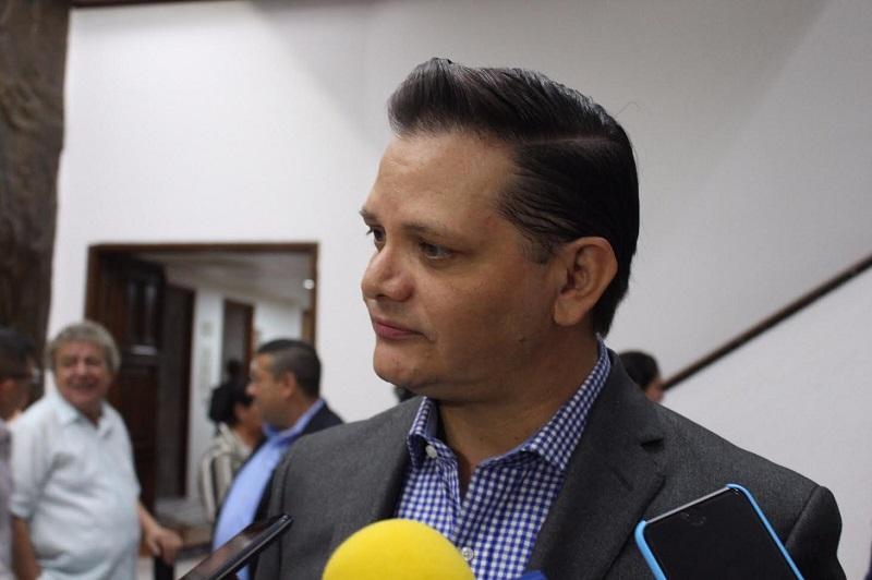 Gómez Trujillo aseguró que la reforma al Código Electoral de Michoacán y a la Ley Orgánica y de Procedimientos del Congreso solamente se logrará con el debido consenso de las fuerzas políticas