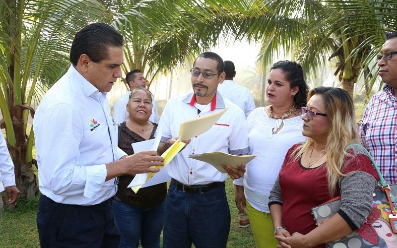 Además, Aureoles Consejo se reunió con el Grupo de Coordinación para la Seguridad Local de Lázaro Cárdenas
