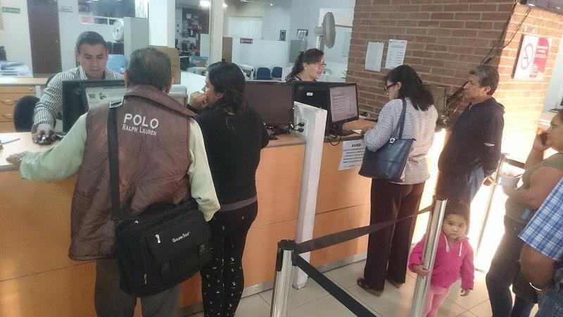 Las oficialías se encuentran laborando en un horario de 08:00 horas hasta las 14:00 horas, en las que los usuarios pueden acudir a tramitar cualquier servicio que brinda el Registro Civil de Michoacán