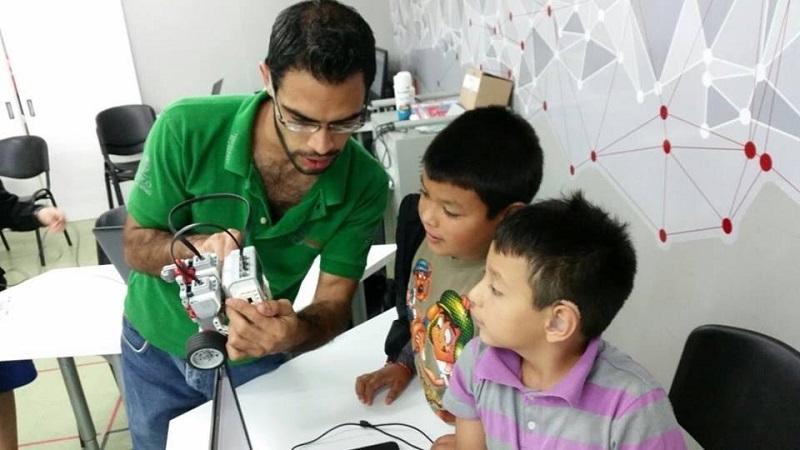 Niños jóvenes de Michoacán competirán por su pase a la Feria Nacional RobotiX Faire 2017