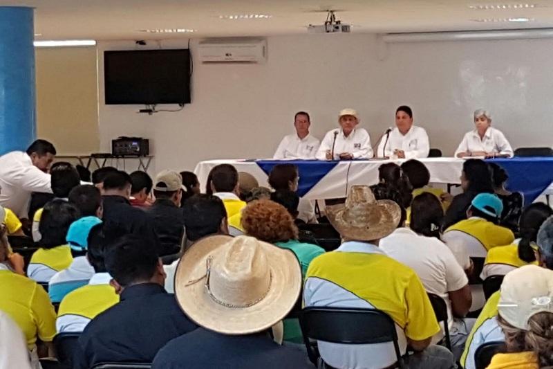 Mendoza Andrade precisó que los 115 centros de trabajo a nivel estatal, reiniciarán las actividades de manera normal a partir de este lunes ocho de mayo