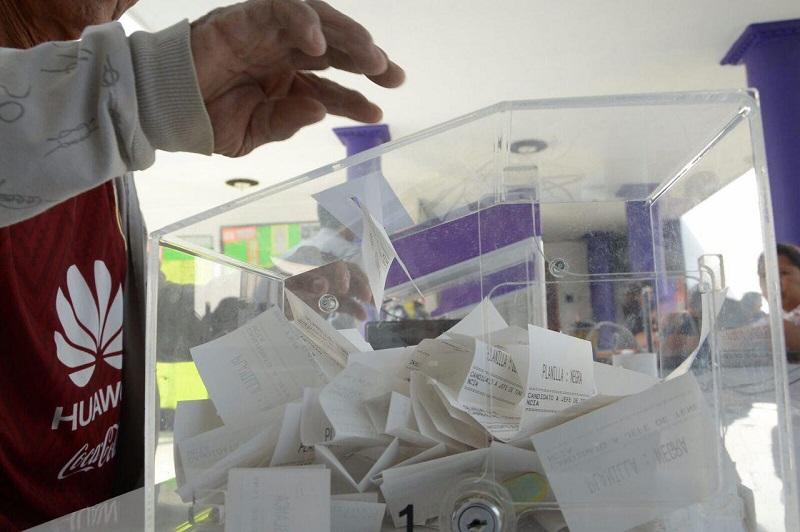 Para esta elección fueron utilizadas tres casillas instaladas en distintos puntos de la Tenencia como en la escuela secundaria Francisco J. Múgica y la Casa Ejidal de la Aldea, cuyos habitantes tuvieron también la oportunidad de ejercer su derecho al voto