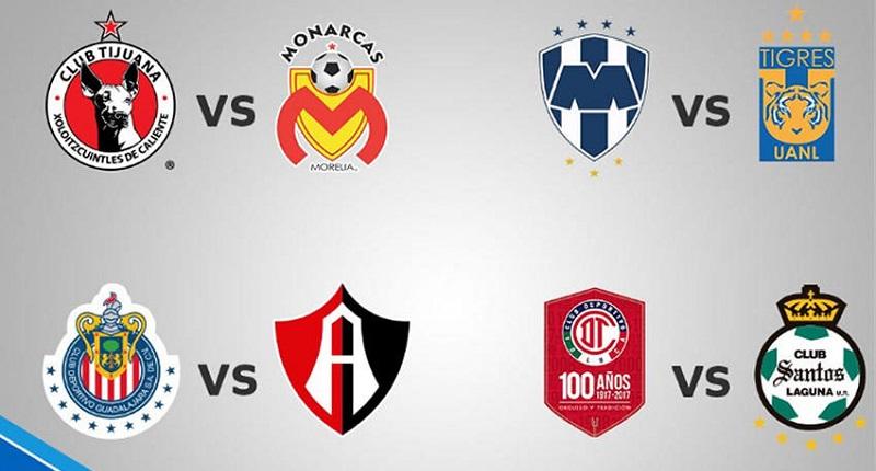 La Fase Regular del torneo terminó este domingo por la tarde con el empate entre Santos y Toluca en la Comarca y así ambos equipos escalaron una posición para definir los cuartos de final, que iniciarán este miércoles
