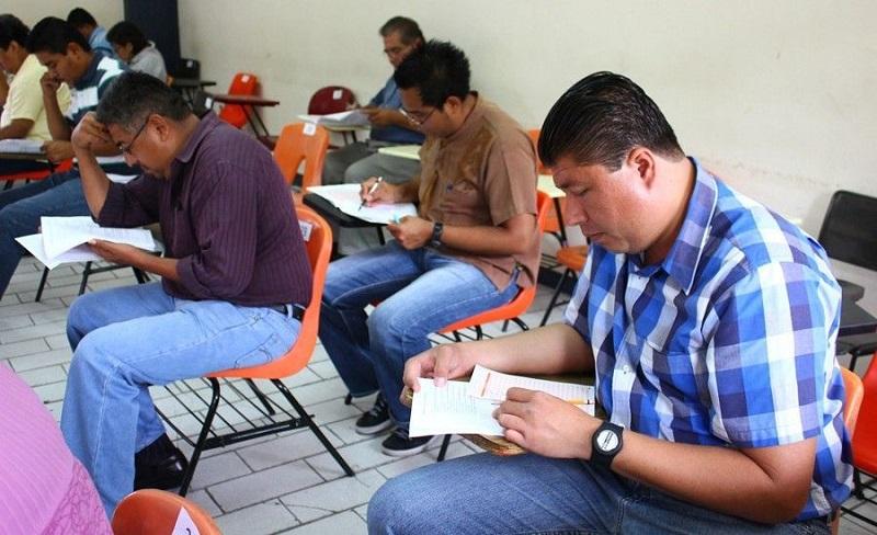 En Michoacán se contó con la participación de 22 aspirantes a categorías con funciones de Dirección de los 28 programados; para funciones de Supervisión se programaron 99 y se evaluaron 75, y adicionalmente fueron evaluados cuatro a cargos con funciones de Asesoría Técnica Pedagógica de los ocho previstos