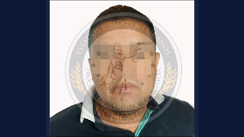 La Dirección de Investigación y Análisis continúa con la indagatoria, ya que existen indicios que relacionan a detenido con otros hechos delictuosos cometidos en la región de Churumuco