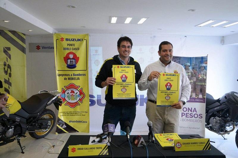Es importante recordar que se tiene una meta de recaudación de hasta 20 mil pesos y se contará con grandes promociones, por lo cual se invita a la ciudadanía a conocer, visitar y apoyar a los Bomberos de Morelia