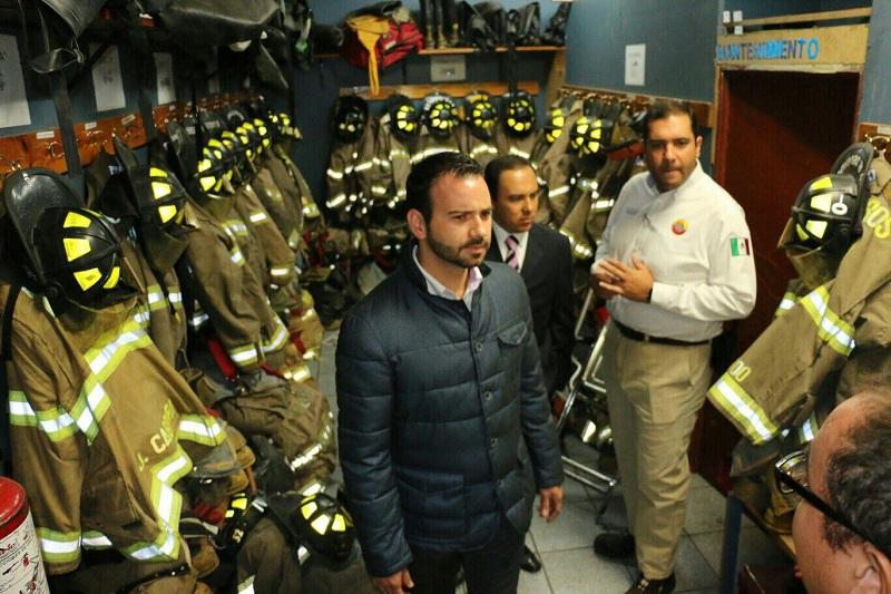 """""""Esta administración se acerca a los trabajadores y tenemos muchos temas que procesar con el Presidente Municipal, para decirle qué fue lo que encontramos"""": Benítez Silva"""