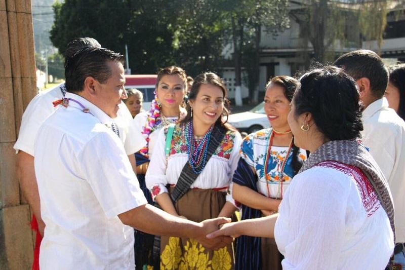 """""""Se trata de una joven indígena tzeltal del sureste, que estudia en nuestra máxima casa de estudios, quien por un largo periodo ha sido maltratada física y psicológicamente por su pareja"""": Martín García Avilés"""