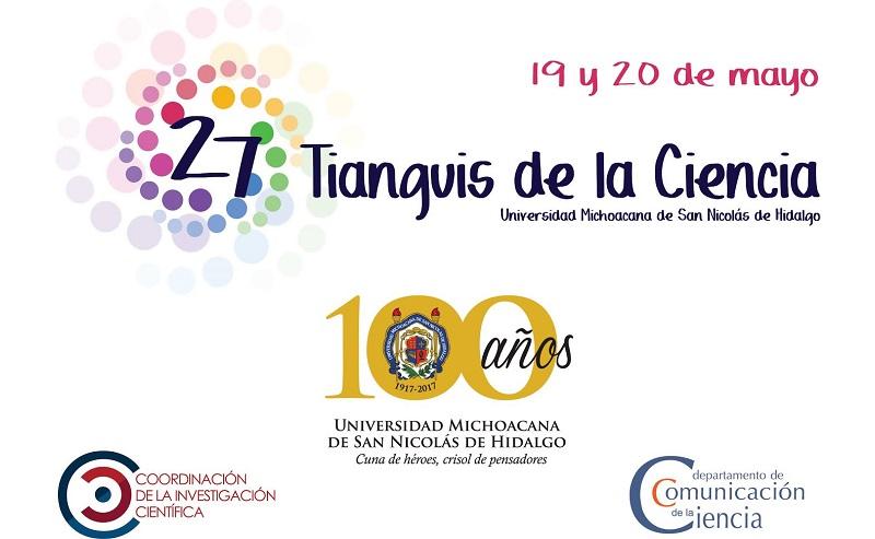 Se posiciona el Tianguis de la Ciencia en la UMSNH como el mayor evento de difusión en su tipo en el país: Raúl Cárdenas Navarro