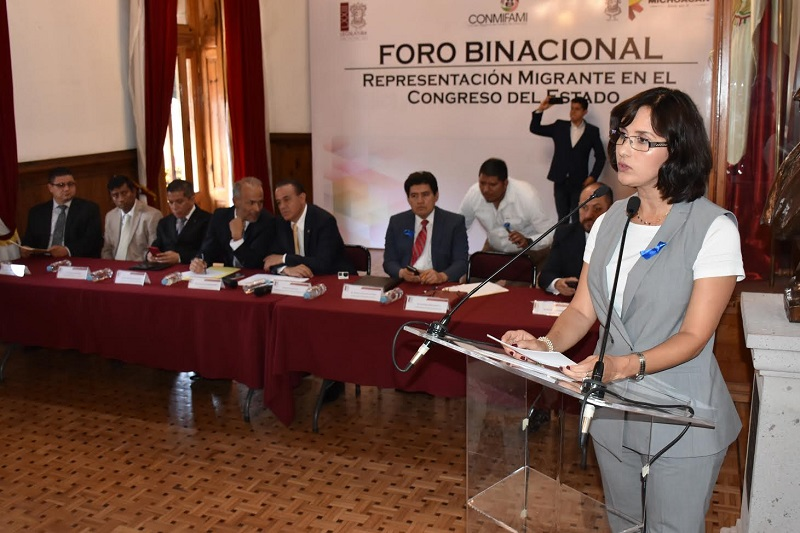 Ninguna persona puede ser excluida de su condición elemental de ciudadana solo por el hecho de no radicar en el país de origen: Chávez Flores
