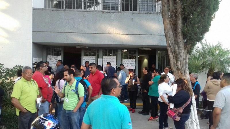 El SUEUM ya había anticipado que sabotearía la sesión del Consejo Universitario (FOTO: FRANCISCO ALBERTO SOTOMAYOR)