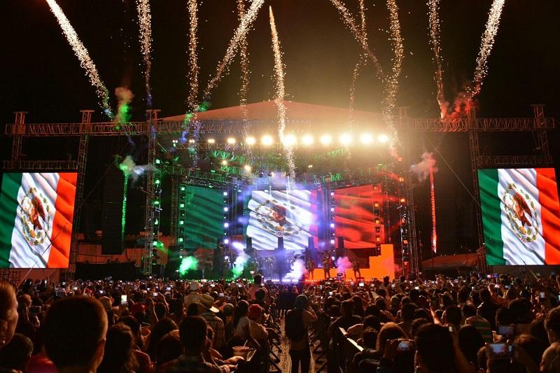 Mañana, entrada gratuita y concierto de Molotov