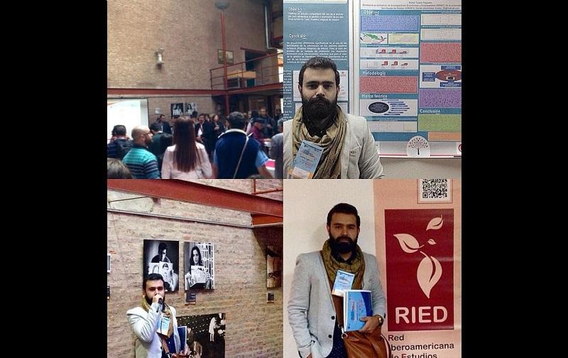 El trabajo del estudiante de la Casa de Hidalgo fue seleccionado entre 300 propuestas para participar en el Foro Bienal Iberoamericano de Estudios de Desarrollo