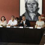 Desarrollo social y humano, esenciales para eliminar flagelo de violencia: Silvano Aureoles