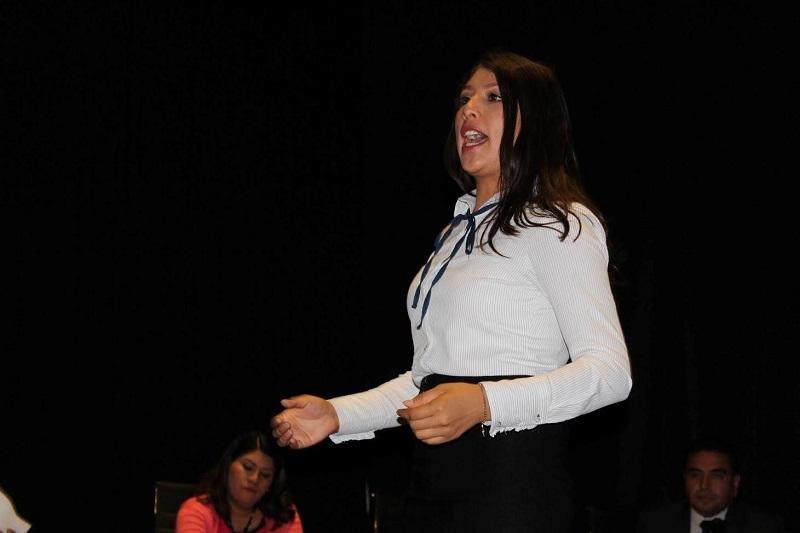 El 2° Concurso de Oratoria, se enmarca dentro del plan de trabajo anual de la ANUIES Región Centro Occidente, como un espacio de encuentro entre estudiantes y profesores que fortalezcan su identidad institucional, la responsabilidad social, la ética y los valores