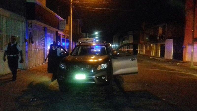 Los policías municipales entregaron la camioneta al propietario, quien optó por no hacer la denuncia correspondiente ante el Ministerio Público