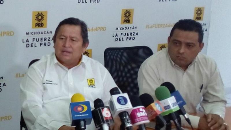 """""""Hay quejas sobre todo en la Avenida San José del Cerrito donde la obra está abandonada y perjudica a cientos de vecinos de varias colonias"""", dijo Maldonado Torres"""