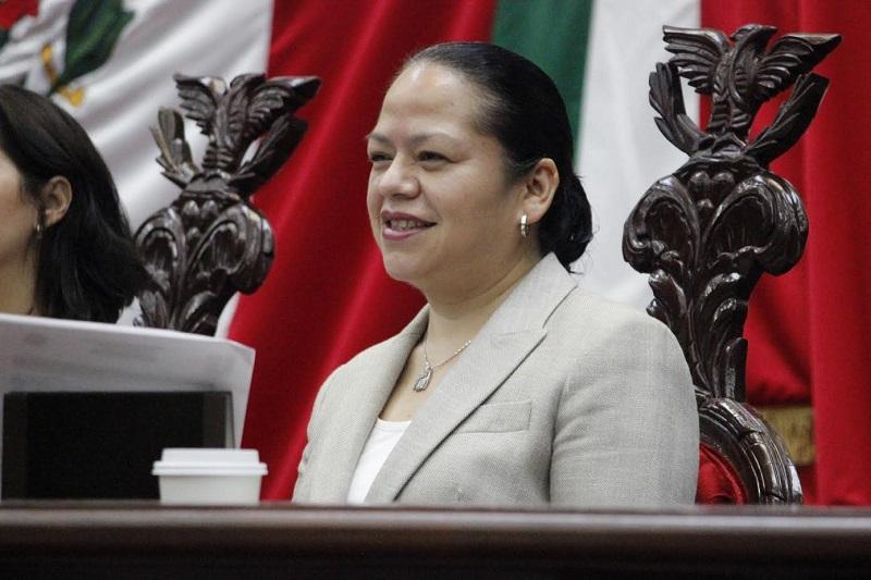 Jeovana Alcántar resaltó el trabajo que se ha realizado en el grupo de trabajo para coadyuvar en el estudio y análisis del Nuevo Sistema Estatal Anticorrupción