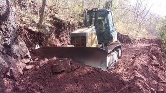 Huergo Maurin destacó el interés del alcalde Rodrigo Sánchez Zepeda por impulsar al sector campesino de su municipio, al invertirle al campo para beneficio de las y los productores del sector rural de Sahuayo