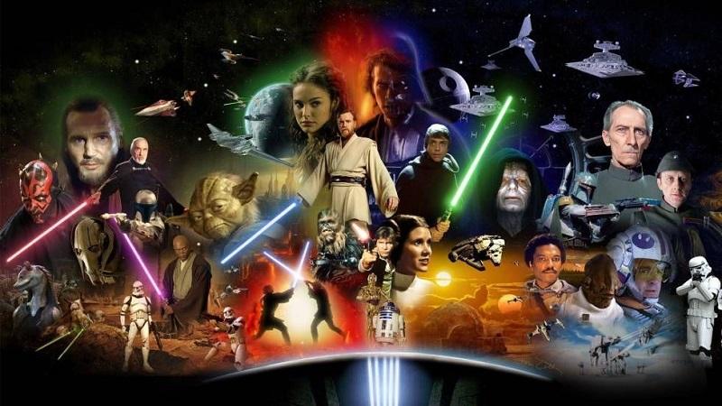 """""""Star Wars es el primer mito que todos aceptamos como cultura global"""", afirma el escritor Chris Taylor, autor de How Star Wars Conquered The Universe"""