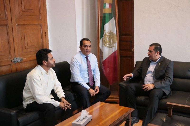 Barragán Vélez informó los avances y retos del Telebachillerato Michoacán, como abatir el rezago educativo mediante la ampliación de la cobertura de los estudios de nivel medio superior con calidad, equidad, pertinencia, relevancia, opciones de acceso, permanencia y conclusión exitosa
